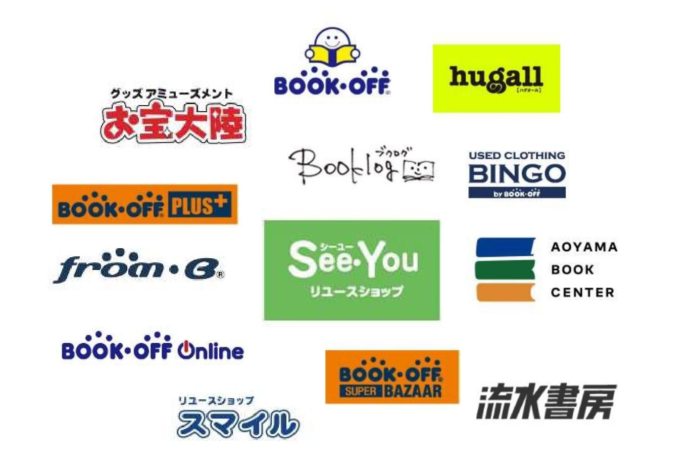 ブックオフサービスロゴ