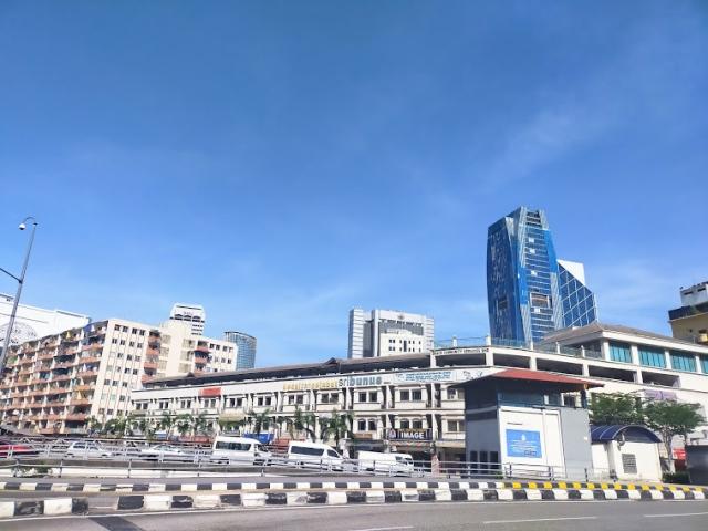 マレーシアの街並み